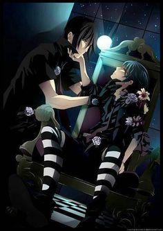 Sebastian Michaelis  Ciel Phantomhive | Kuroshitsuji #anime