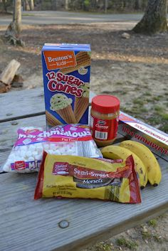 Come Together Kids: Campfire Cones. So glad I found this. Going to camp with a bunch of preteens!