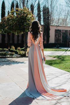 Fashion 2019 New Moda Style - fashion Fancy Wedding Dresses, Unique Prom Dresses, Wedding Dress Sleeves, Simple Dresses, Elegant Dresses, Party Dresses, Backless Long Dress, Evening Dresses, Summer Dresses