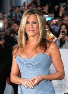 Jennifer Aniston's Strapless Dress Steals The Show At TIFF !!! (PHOTOS)