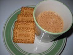 Savitha's Kitchen: Microwave Ginger Tea ( Ginger Chaai)