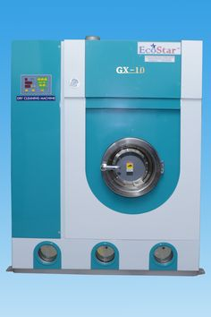 EcoStar PERC Dry Cleaning Machines - More details visit: www.laundrymachine.online