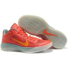83edb9775c3 New nike zoom hyperfuse xdr mens orange yellow low shoes