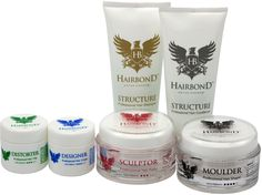 Check out HAIRBOND - styling products. I'm currently using their Moulder on my hair. Use after you've washed your lovely locks with our Concoction shampoo.