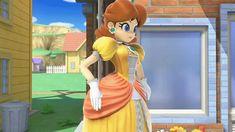 """"""" I am the princess of Sarasaland and soon to be Smash Princess! Super Smash Bros, New Super Mario Bros, Super Mario Brothers, Mario Princess Daisy, Nintendo Princess, Princess Peach, Mario Run, Mario And Luigi, Princesa Daisy"""