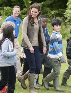 Catherine Duchess of Cambridge, aka Kate Middleton