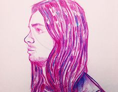 """Check out new work on my @Behance portfolio: """"Kevin Parker"""" http://on.be.net/1ez2fFF"""