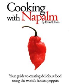 Cooking with ghost chili peppers