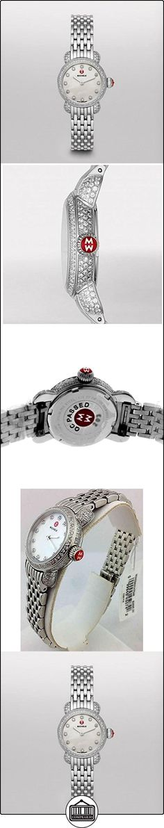 MICHELE RELOJ DE MUJER CUARZO SUIZO 26MM CORREA DE ACERO MWW03A000230  ✿ Relojes para mujer - (Lujo) ✿