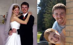 Darren and Kara McCullough met at RC and were married June 12, 2004.