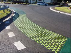 green bike lane, lov
