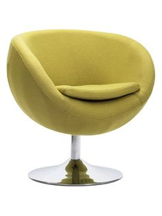 Lund Occasional Chair by Zuo at Gilt $399
