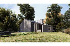 Another Barn Summer House, Ukraine architect Sergey Makhno