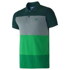 Camisa Polo Bold Block