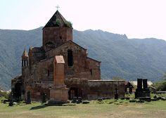 Odzun Church, near Alaverdi, Armenia