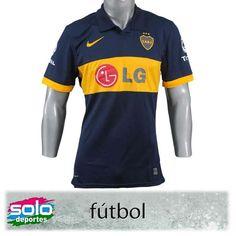 Camiseta Boca Jrs Ofical Authentic  $ 249,00 (U$S $55.83)