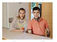 Eleven Paris Lookbook Spring summer 2014 sportswear
