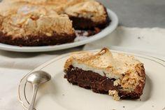 Torta de Chocolate Merengada | ...Filosofía de Sabor...