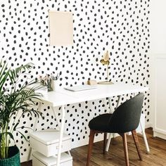 Moon Phases Wall Decal Moon Phase Decor Celestial Wall Art   Etsy Scandinavian Wall Stickers, Modern Wall Stickers, Wall Stickers Home Decor, Scandinavian Home, Wall Decor, Vinyl Decor, Vinyl Wall Decals, Vinyl Art, Polka Dot Wall Decals