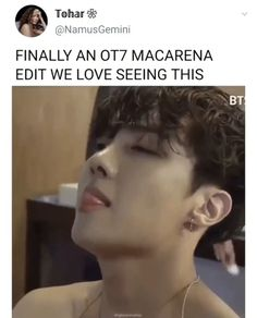 I will be uploading two videos every Tuesday 💕 Btw this edit is everything 🥵 - Tyga: macarena - S Videos, Bts Funny Videos, Bts Memes Hilarious, Bts Lockscreen, Foto Bts, Bts Taehyung, Bts Jimin, Bts J Hope, J Hope Dance