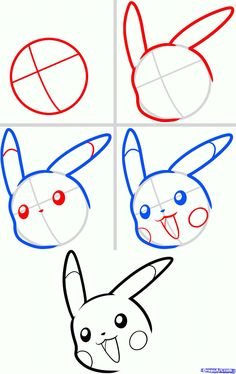 Pikachu sketch found on Google