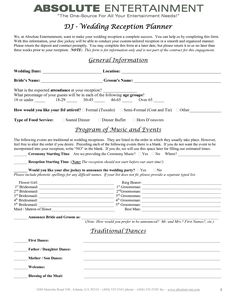 wedding planner contract sample templates life hacks pinterest wedding planners and planners. Black Bedroom Furniture Sets. Home Design Ideas