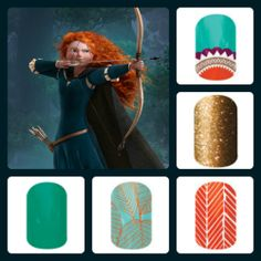 I wanna see you be Brave! besthandsdown.jamberrynails.net Shelly Miller, Independent Consultant
