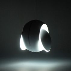 Hungarian designer Péter Toronyi created this amazing Nissyoku lamp. In the Japanese culture, the meaning of light is life and light brings ...