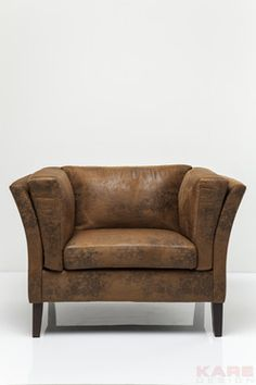 Sessel Canapee Vintage Eco
