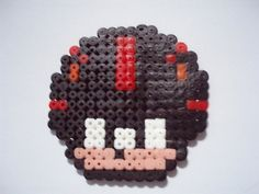 ShadowShroom hama beads by jaffacake940 on deviantART