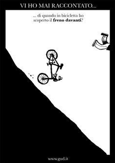 I freni della bicicletta...