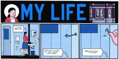 From 'Building Stories' - Chris Ware
