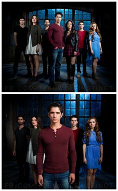 #TeenWolf #Season3B #PromoPics