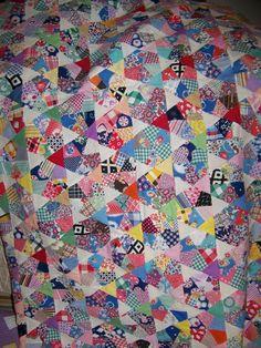 Mrs Person's antique quilts
