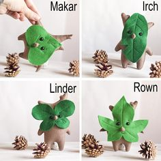 handmade toys Based on unique author's pattern. You're welcome with any custom requests. Cute Crafts, Crafts To Do, Felt Crafts, Crafts For Kids, Diy Crafts, Simple Crafts, Sewing Crafts, Sewing Projects, Craft Projects