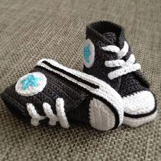 Bebek Convers Patik Yapımı