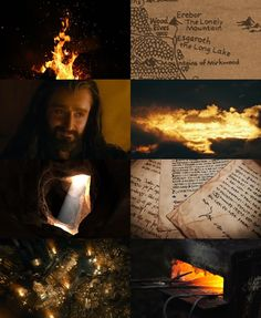 Middle-earth Aesthetics 8: Erebor #thorinoakenshield