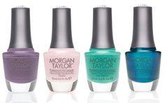 Morgan Taylor nail shades. I have my own nail polish!!:)