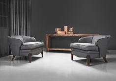 "Douglas Chair, $1650 COM 29""W x 36""D x 29.5""H (17"" seat height)"