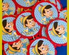 pinocchio themed party - Google Search