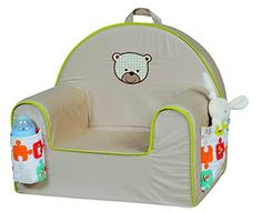 Candide Baby Smart Armchair with Spare Blanket ** Want to know more, click on the image.Note:It is affiliate link to Amazon.
