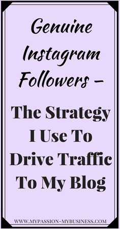 Dont waste your time with false metrics. You want Genuine Instagram Followers who are going to engage with your brand and eventually buy. Learn how here. Instagram Followers | Social Media Marketing | Website Traffic | Online Business
