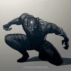 Black Panther from Marvel Comics Comic Book Characters, Comic Book Heroes, Marvel Characters, Comic Character, Comic Books Art, Comic Art, Marvel Comics, Marvel Heroes, Marvel Avengers