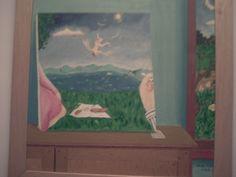 #Pintura El ángel caído.