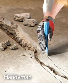 How To Fix A Sinking Driveway Driveways Patches And