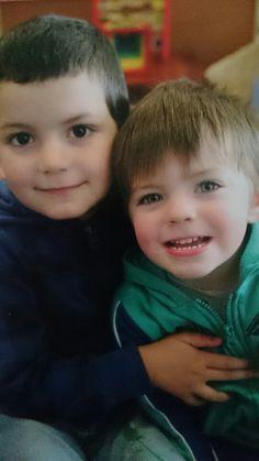 Aaron and Aidan Kingsley. Friends of Donevan O'Brian.