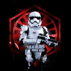 red and white star wars soldier - Google Search
