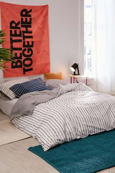 H M King Queen Duvet Cover Set 49 95 Found Pinterest And Sets
