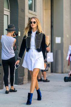 Street Style Fashion Week New York | BeSugarandSpice - Fashion Blog