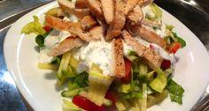 Csirkemell saláta recept | APRÓSÉF.HU - receptek képekkel